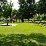 Freibad Leutschach Spielplatz